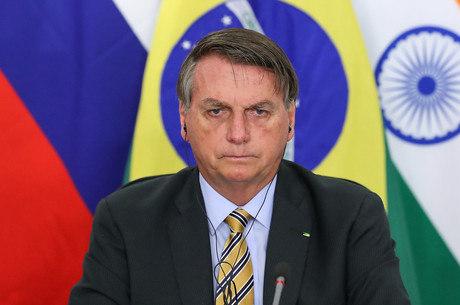 'Eu não vou tomar', disse Bolsonaro sobre vacina