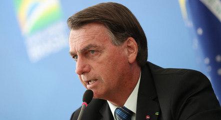 """Brasil """"está no limite do endividamento"""", diz Bolsonaro"""