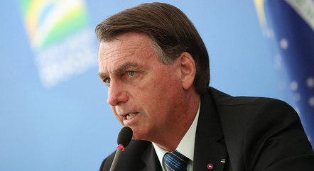 Celular de Bolsonaro também teve dados vazados
