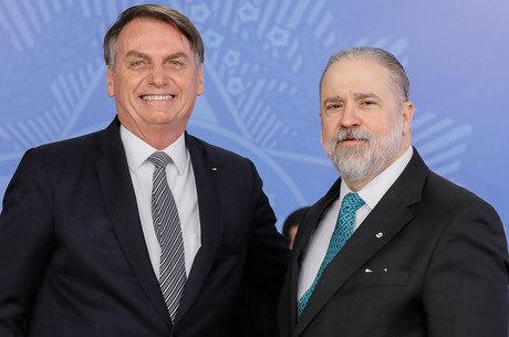 Aras foi indicado por Bolsonaro para comandar a PGR