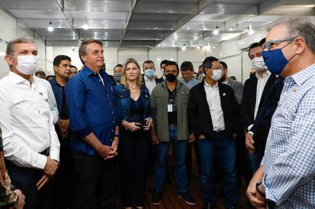 Bolsonaro elogiou diretor de Itaipu, Joaquim Luna