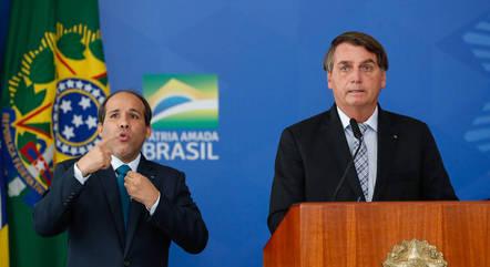 """Bolsonaro: """"Não existe segurança alimentar sem água"""""""