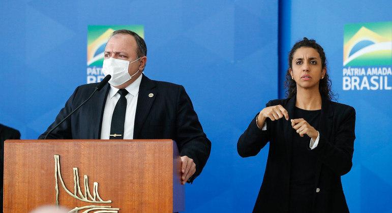 Se confirmada a saída, Pazuello será o terceiro ministro a deixar a administração Bolsonaro em menos de 1 ano