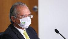 Plano de Guedes é aprovar auxílio emergencial em 3 semanas