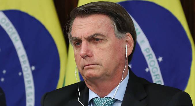 Bolsonaro discursou hoje para as principais lideranças do mundo