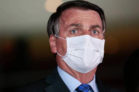 """""""Não batemos o martelo ainda"""", disse Bolsonaro"""