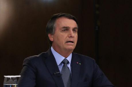 Bolsonaro chegou ao hospital às 7h