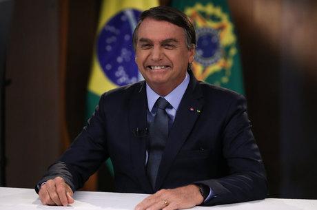 """""""As aulas têm que voltar"""", disse Bolsonaro"""