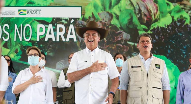 Presidente também defendeu suas decisões no combate à pandemia