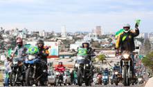 Leite manda apurar prisão de mulher em motociata de Bolsonaro