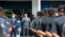Proposta limita poder de governadores sobre polícia
