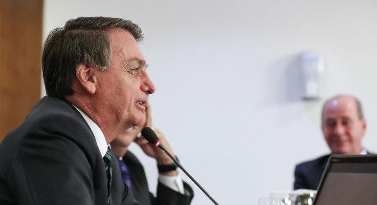 Grande parte das reuniões de que Bolsonaro participou concentrou-se no segundo trimestre do ano passado