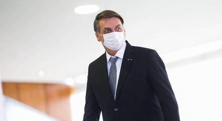 """Bolsonaro diz temer """"relatório sacana"""" em CPI"""