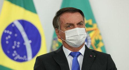 """Bolsonaro disse que situação é """"bastante complicada"""""""