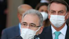 Após Bolsonaro ser vetado em jogo, Queiroga critica exigência da vacina