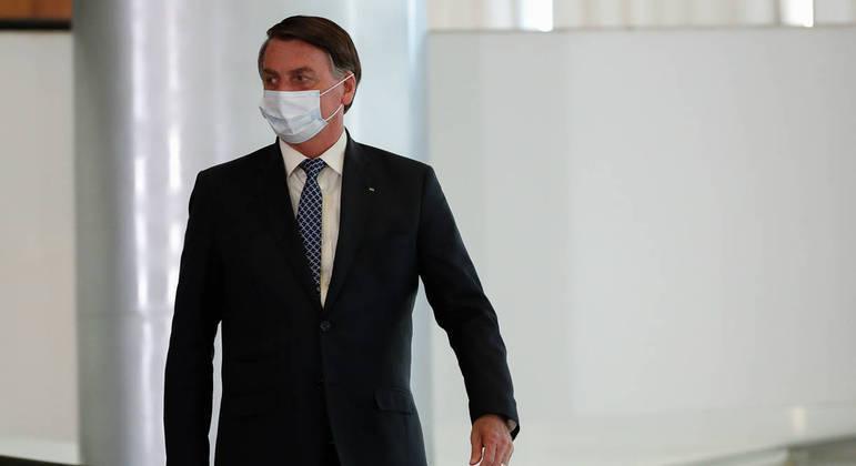 Jair Bolsonaro (sem partido), presidente da República