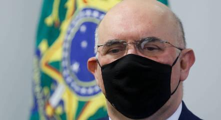 Milton Ribeiro oficializou a posse dos reitores