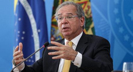 """""""Tudo indica para a retomada da economia"""", diz Guedes"""