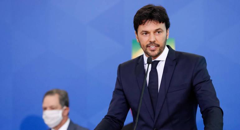 Fábio Faria, ministro de Estado das Comunicações, acredita em 5G ainda em 2021 em algumas capitais