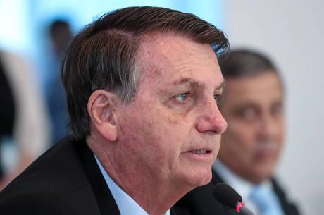 Jair Bolsonaro conversou com presidente da Rússia