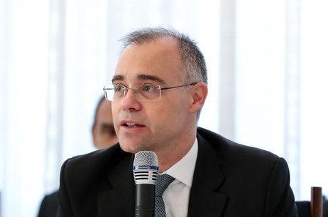 Na imagem, André Mendonça (ministro da Justiça)
