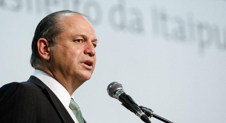 Ricardo Barros (foto) foi denunciado pelo seu colega de Câmara, deputado Luís Miranda