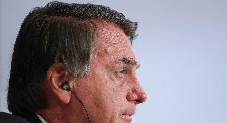 Bolsonaro está sendo julgado por declarações da época em que era deputado federal