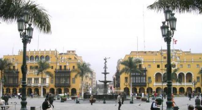 Praça Peru