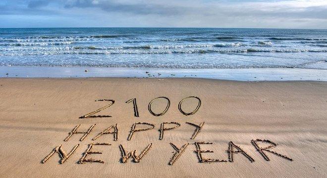 O ano de 2100 deveria ser bissexto, mas não será Uma solução matemática
