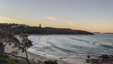 Surfista morre após ser atacado por tubarão em praia na Austrália