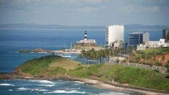 Salvador e suas praias paradisíacas na Baia de Todos os Santos (Todos ao mar: Salvador e suas praias paradisíacas)