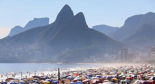 Rio é a única cidade com praia e Carnaval tradicional que está no ranking