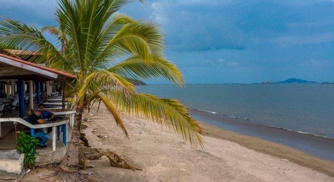 Medidas contra a pandemia deixaram destinos turísticos vazios no Panamá