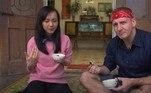 O famoso canalBest Ever Food Review Show, do YouTube, foi conferir a beleza e o sabor do prato