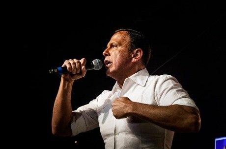 PRB oficializou apoio a João Doria para governo de SP