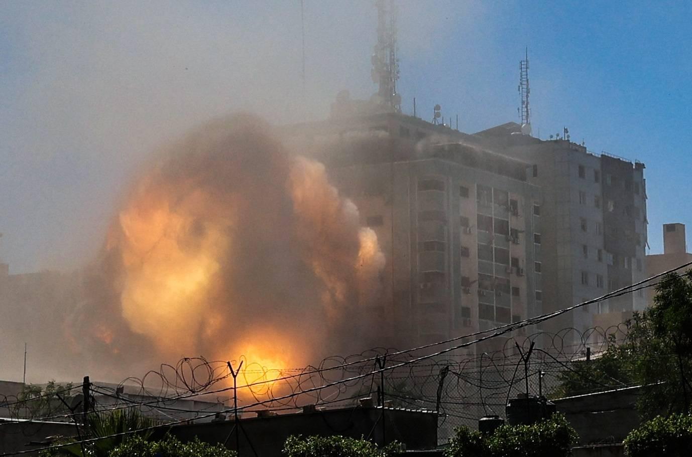 ONU: hostilidades em Israel e Gaza são