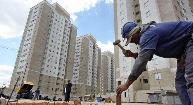 Setor da construção estima crescimento de 4% em 2021