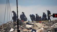 Equipes de resgate internacionais ajudam em buscas em Miami