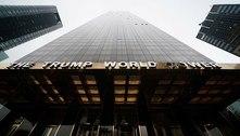 Edifícios de Trump em Nova York perdem 50% do valor, diz estudo