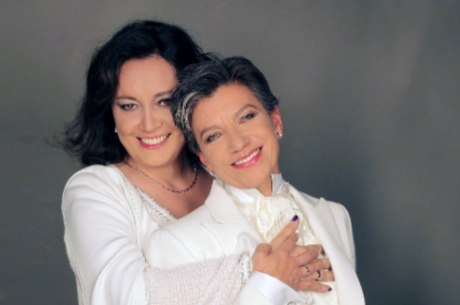 Prefeita de Bogotá se casa com senadora