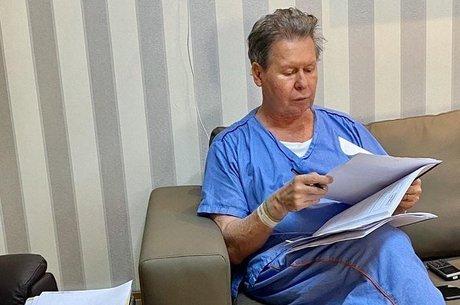 """Quadro é considerado """"estável"""" pelos médicos"""