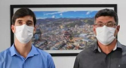 Prefeito anunciou ivermectina nos postos de saúde