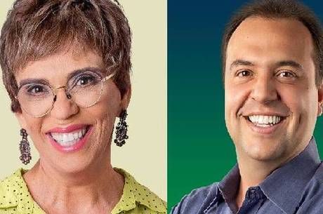 Marília e Felipe Saliba disputam cargo em Contagem