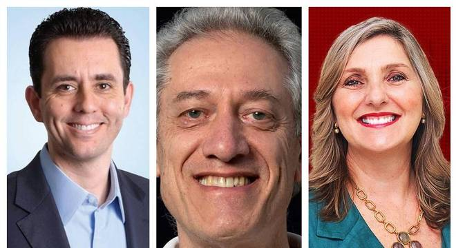 Serra tem 50%, Bruno Daniel, 10%, e Professora Bete Siraque, 8%