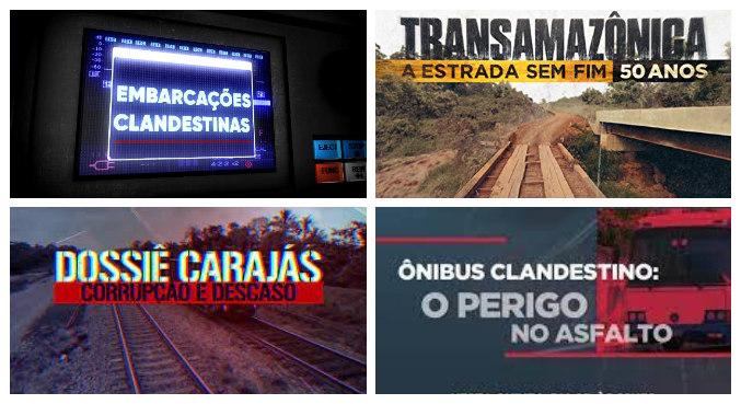 Record TV é finalista do Prêmio CNT com quatro reportagens