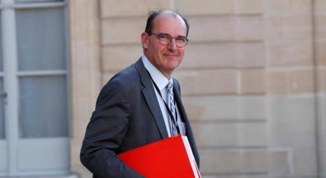 Jean Castex é um conservador. O anúncio foi feito no Palácio do Eliseu