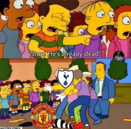 Premier League: goleadas do Tottenham sobre o Manchester United e do Aston Villa sobre o LIverpool renderam memes na web