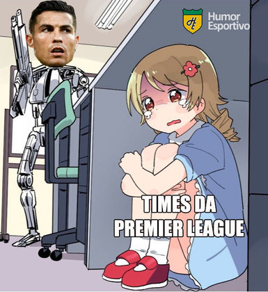 Premier League: os melhores memes da reestreia de Cristiano Ronaldo no Manchester United