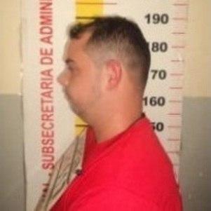 Dentão foi preso em Goiás