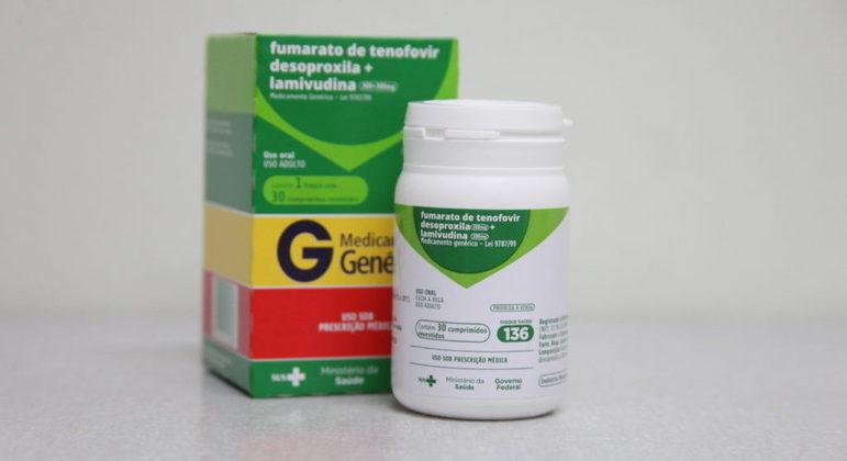 Uso de comprimido diário previne infecção pelo vírus HIV